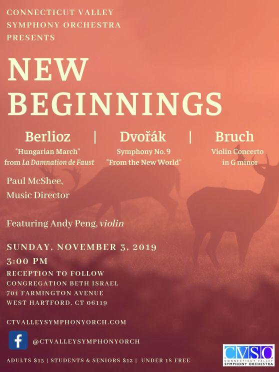 11-19 poster New Beginnings